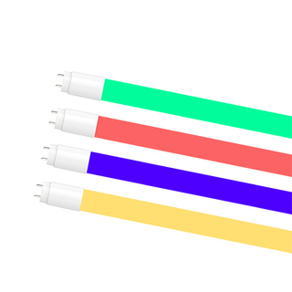 T8 Colorful Led Tube
